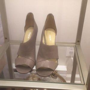 Coach heels sz 5.5